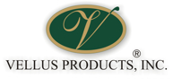 vellus logo © Vellus Products Inc